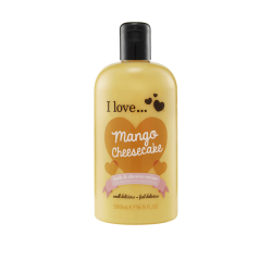 I LOVE Bath Shower Mango Cheesecake | 500 ml