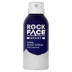 ROCK FACE FOR MEN SPORT Body Spray