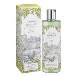Woods of Winsor Lily of the Valley Bath & Showergel | 250 ml