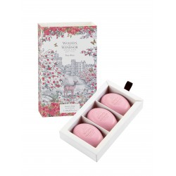 Woods of Winsor True Rose English Soap | 3 x 60 gr